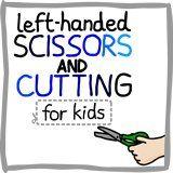 Left Handed Children - help for children, parents and teachers