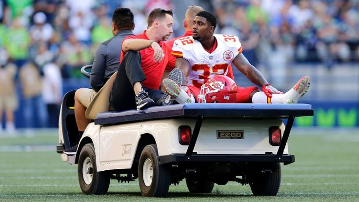 Kansas City Chiefs RB Spencer Ware has torn PCL, likely out for season