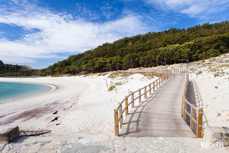 Playa de Rodas Parque Nacional de las Islas Atlánticas de Galicia Islas Cíes 2
