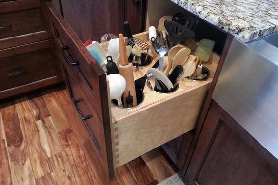 Kitchen Cabinets and Drawers Organization | Kitchen Organization