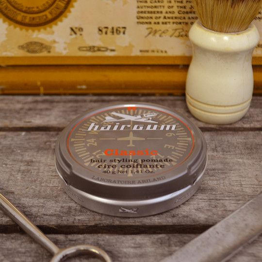 Hairgum Classic Wax - Oil Based Pomade – Pomade.com - One Stop Pomade Shop