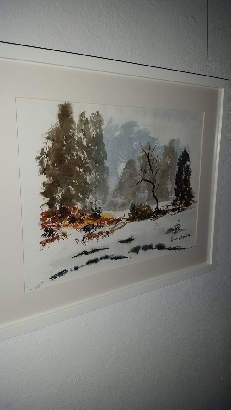 'Winter' by Rosemary Tritschler