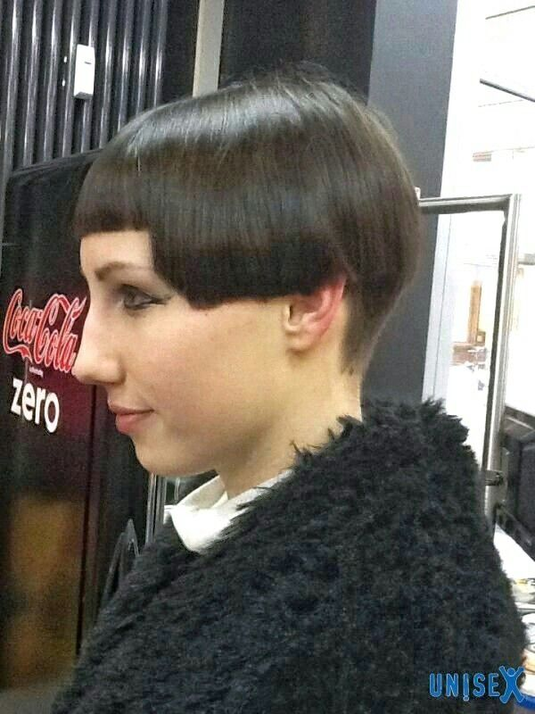 Love This Look Hairdare Womenshair Beauty Hairstyles Bobhaircut Haarschnitt Ideen Bob Frisuren Kurz Kurze Haare Bob