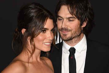 Nikki Reed And Ian Somerhalder Are Married!