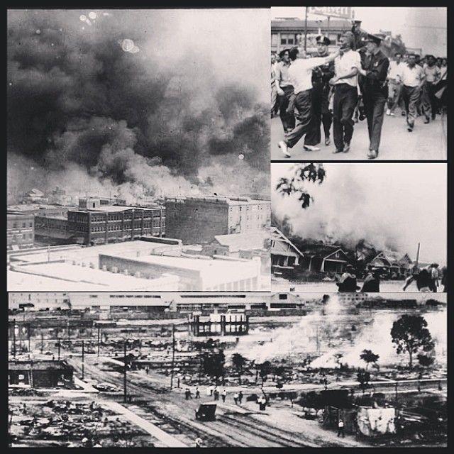Tulsa race riot essay