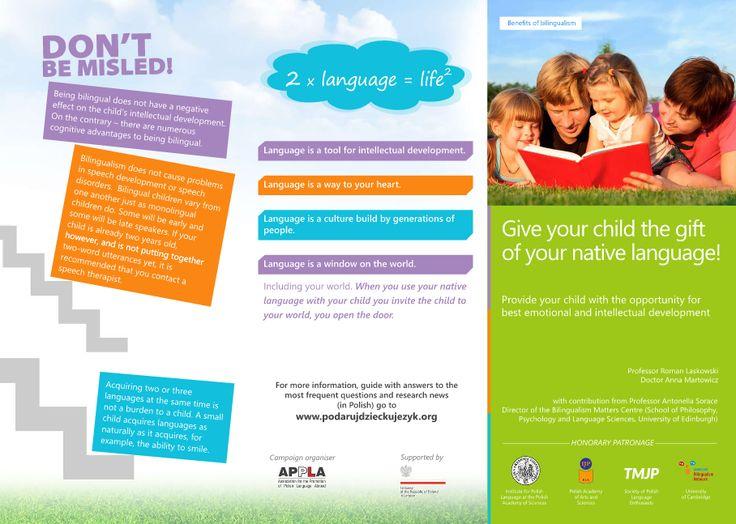 Give your child the gift of your native language http://www.wirtualnaskandynawia.pl/podaruj-dziecku-swoj-jezyk-ojczysty-w-skandynawii/