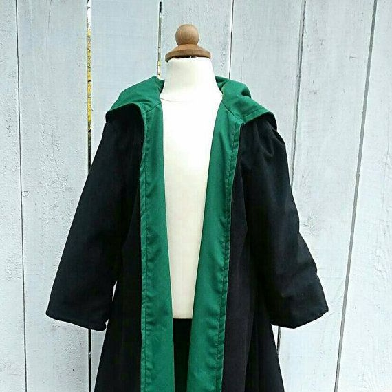 Harry Potter Poudlard Robes - Serpentard enfant Costume