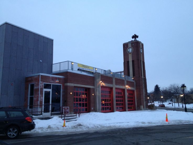 Fenton Fire Hall