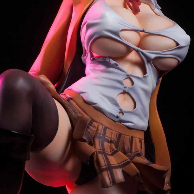 Erotic anime figures