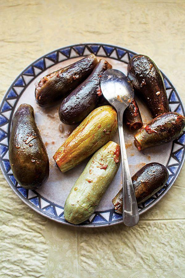 Les 25 meilleures id es de la cat gorie small eggplant sur for Aladdin middle eastern cuisine