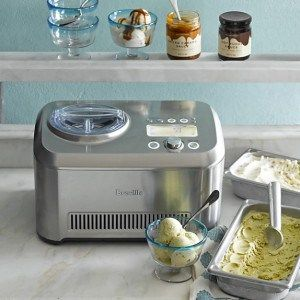 Breville Smart Scoop Ice Cream Maker Review