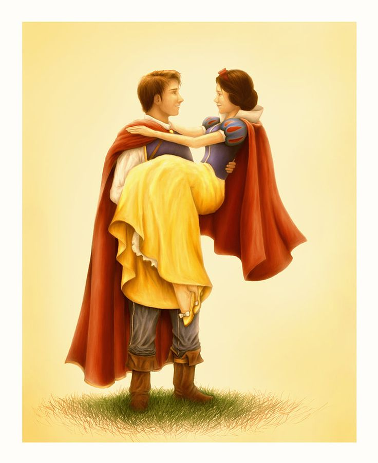 Snow White & Ferdinand...only a few sources name him thus, but it's better than nothing.