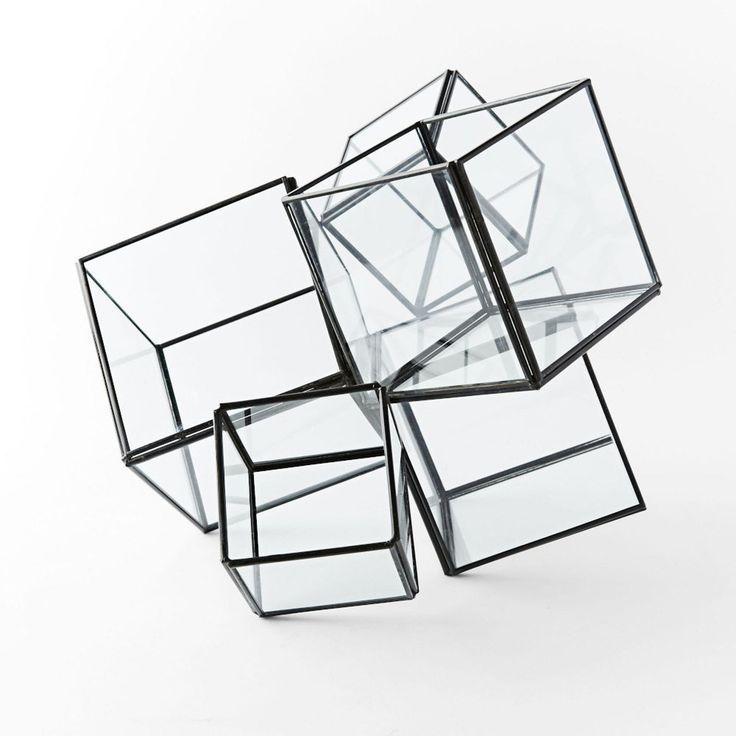 Cube Terrarium from West Elm