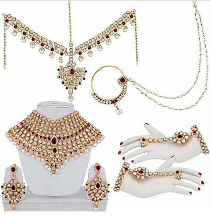 Pin by Putri Apriliani on Perhiasan India | Lucky jewelry ...