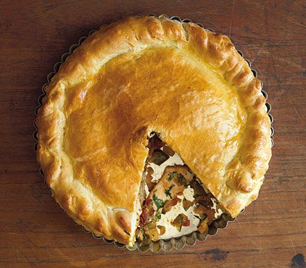 Find the recipe for Galician Pie and other onion recipes at Epicurious.com
