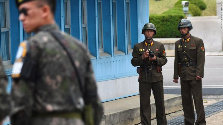 South Korea proposes military talks with North #World #iNewsPhoto