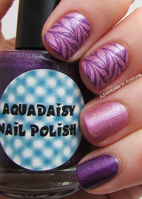 Nailsymo: 1000+ Images About Purple Passion Nail Art On Pinterest