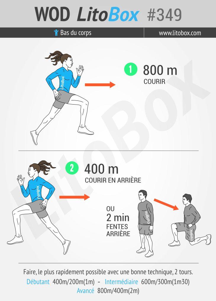 Entraînement de running version CrossFit avec ce WOD héros officiel Griff ! L'occasion de tester la course à reculons ;)  + Pensez à partager ce WOD ou à tagger vos amis pour les motiver à s'entraîner et les challenger.  Bon courage et bon week-end.  Pierre.