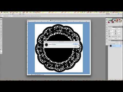 how to make page margins on photoshop