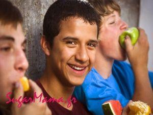 Δίαιτα και διατροφή στην προεφηβική - εφηβική ηλικία