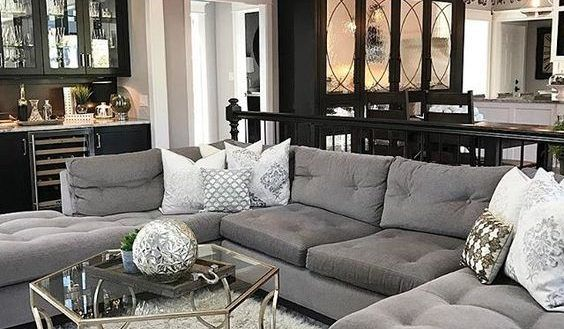 Living: The 25 Best Gray Couch Living Room Ideas On Pinterest Gray In Dark Gray Couch Living Room Ideas Decorating from Best New Dark Gray Couch Living Room Ideas Home Remodel
