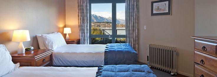 Spinnaker Bay Apartments, Queenstown New Zealand
