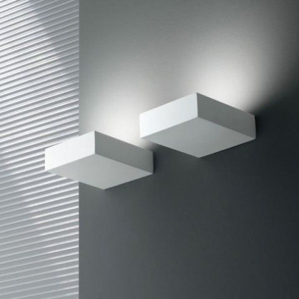 Nástěnné osvětlení Carpyen Quadrat