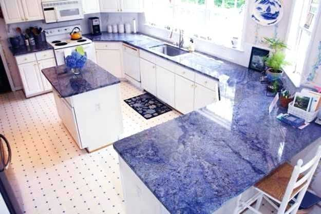 Modern White Kitchen Remodels For A Stunning Space Blue
