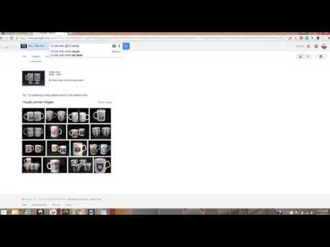 eBay Sellers Guide to Researching Using Google Reverse Image Search - YouTube #sellingonebay #ebayseller