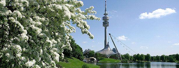 Olympiapark München :: Olympiaturm :: Olympiaturm München, Besichtigungen München, Touren in München, Freizeit München