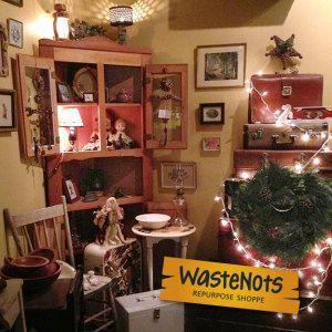WasteNots Repurpose Shoppe in Penticton, BC