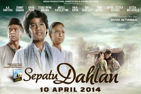 Download Film Indonesia Sepatu Dahlan (2014) WEB-DL