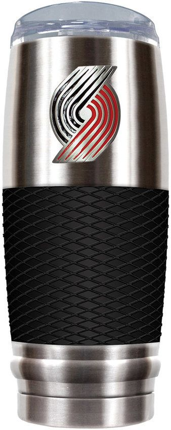 NBA Portland Trail Blazers 30-Ounce Reserve Stainless Steel Tumbler
