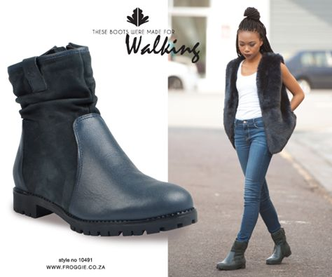 Froggie shoes | boots | brave the cold | fashionista | we love froggies