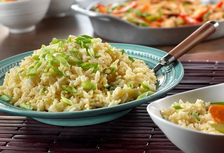 Thai coconut rice, Coconut rice and Rice on Pinterest