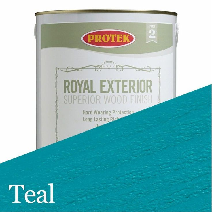 For only £19.99 the Protek Royal Exterior Wood Stain - Teal 1 Litre can be yours in just 3-5 days with FREE* delivery. Save on Protek Premium Woodstain with One Garden, Official Protek UK retailer.