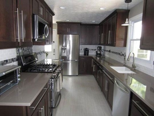Kitchen remodel in kearney ne designed by sarah brennan with the design center at builders for Builders warehouse kitchen designs