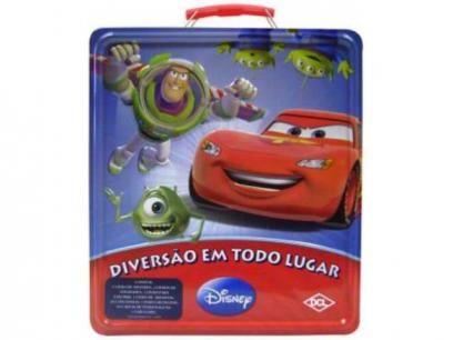 Pixar - Diversão Em Todo Lugar - DCL com as melhores condições você encontra no Magazine Ciabella. Confira!
