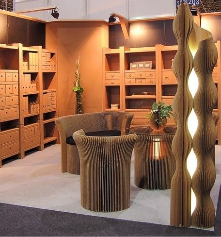 Cardboard furniture http://www.cardboardhouse.co.uk