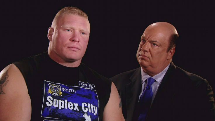 Watch: Brock Lesnar on why Goldberg's family shouldn't watch Survivor Series