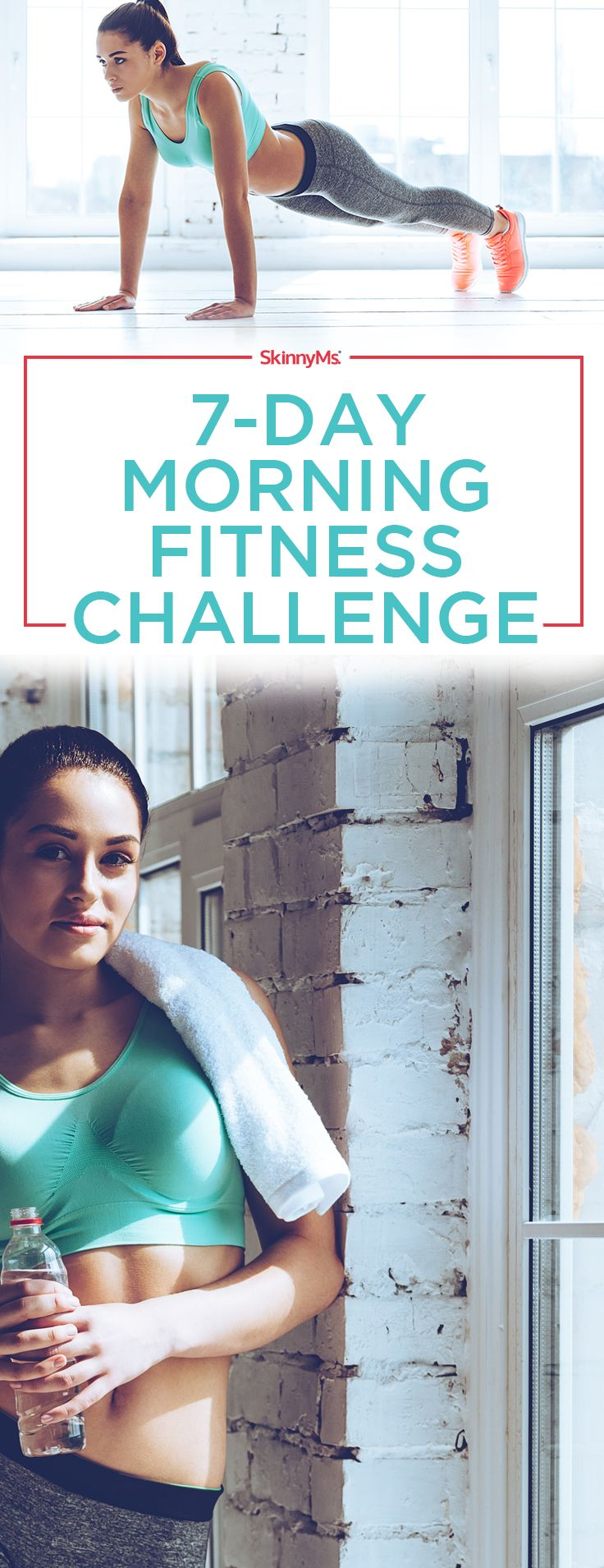 Take the 7 Day Morning Fitness Challenge!