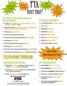 The 25 best pta web ideas on pinterest spider web game school pta does that flyer more pta pto pronofoot35fo Images