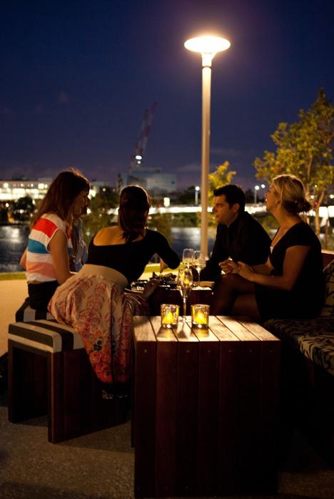 Cove Bar & Dining #southbank #brisbane #bar #seafood #nightlife