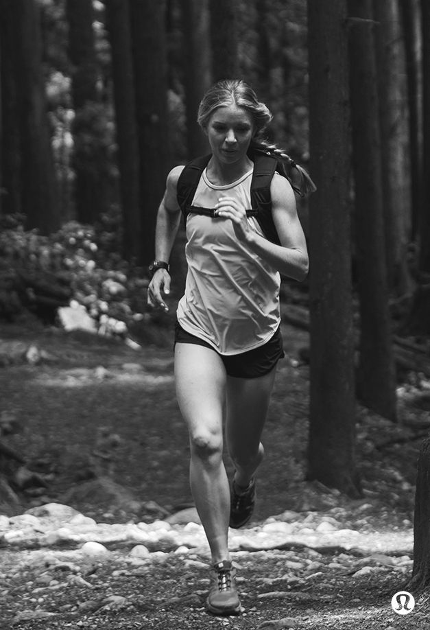 Five minutes with Nat Taylor. How mindset, a mantra and nachos can make the runner.