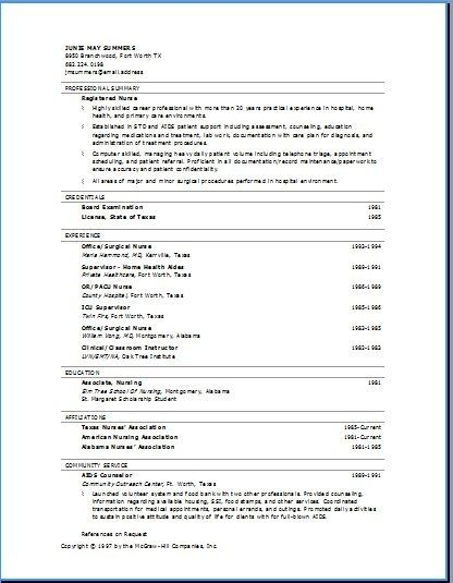 17 best ideas about job resume format on pinterest job resume template format for resume and