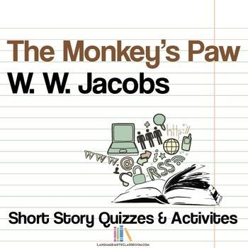 analysis of the monkey s paw After mr and mrs white go to bed, herbert sits by the fire and sees a vividly realistic monkey face in the flames he puts out the fire, takes the monkey's paw, and goes to bed part ii begins on the next morning, a sunny winter day.