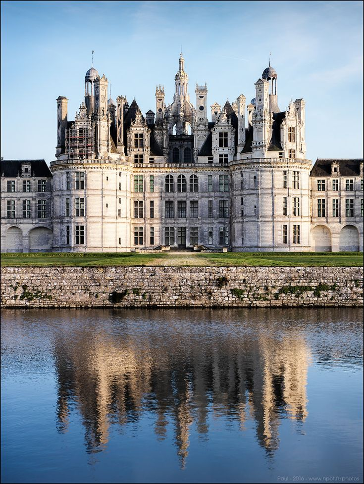 Chambord, France (by Paucal)