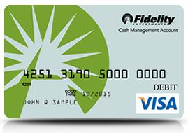 Fidelity Visa Gold Check Card - Free ATM/Debit Card Extended warranty services for first 90 days from date of purchase Travel and emergency assistance Worldwide travel accident insurance Auto rental collision damage waiver