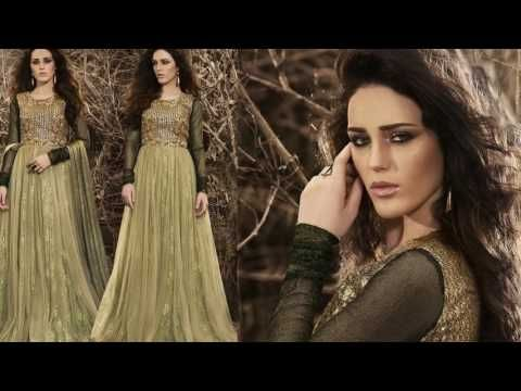 Patiala Suits For Party Wear & Classy Designer Anarkali Dresses By Desig...