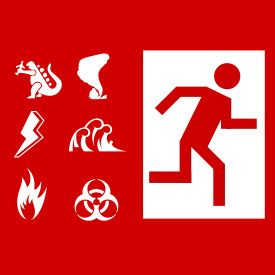 Disaster Preparedness: Training  In the fourth article in our series on Disaster Preparedness, we offer some suggestions for setting up a training plan and conducting drills to get everyone in an organization up to speed on emergency plans.